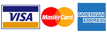 Pay by Cash or Credit Card
